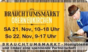 "Brauchtumsmarkt 2015 ""Honigbiene u. Imker"""