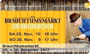 Brauchtumsmarkt 2017