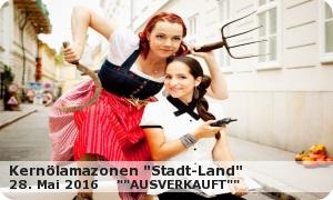 "Kernölamazonen ""Stadt – Land"" 2016"