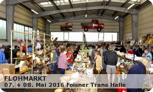 Flohmarkt 07.-08. Mai 2016