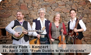 Medley Folk Band 2015