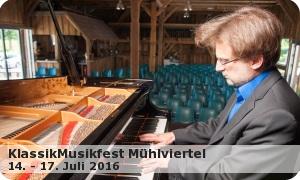 KlassikMusikfest Mühlviertel  2016