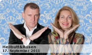 """Heilputt & Rosen """"Chromosomensatz XY ungelöst"""""""
