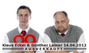 Klaus Eckel & Günter Lainer