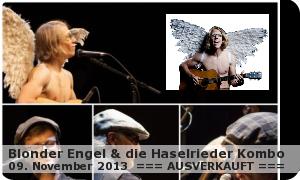 Blonder Engel & die Haselrieder Kombo