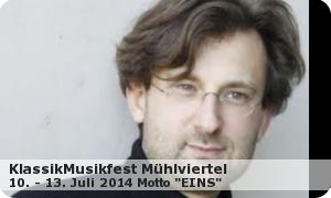"""Klassik Musikfest Mühlviertel """"EINS"""""""