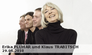 Erika OLUHAR & Klaus TRABITSCH