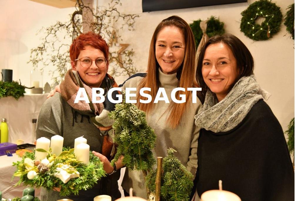 ABGESAGT -Brauchtumsmarkt 2021