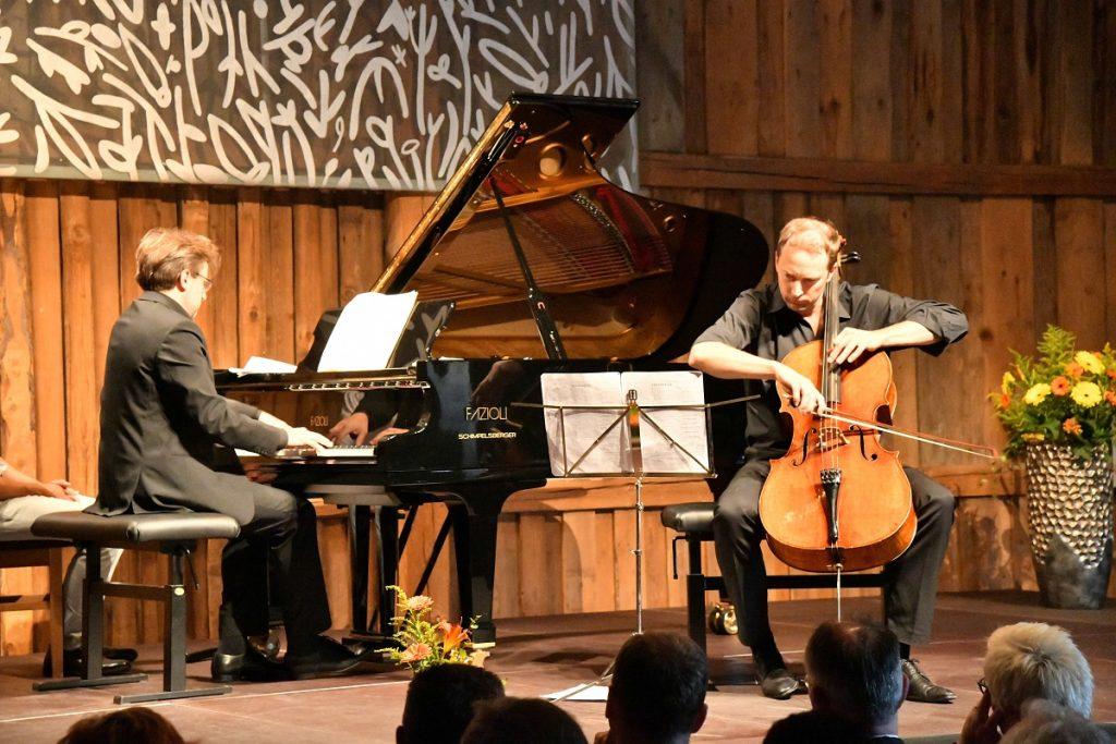 Klassik Musiktage Oberneukirchen                    Sonntag, 19. September 2021